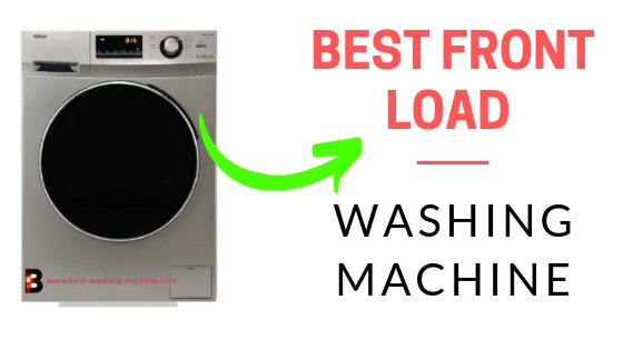 Front load fully automatic washing machine